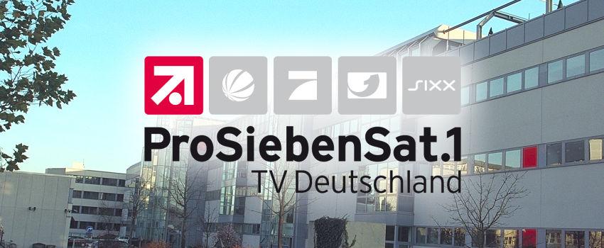 Referenz: ProSiebenSat.1 Media SE