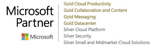 Neue Partnerstufen bei Microsoft und Veeam
